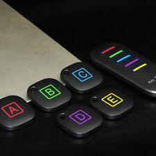 Wireless Remote Key Finder Tracker Locator Anti-lost Alarm Keychain Key Pendant