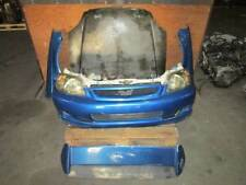 JDM 99-00 Honda Civic EK9 Type R FRONT END CONVERSION, Carbon Fiber Hood, Wing