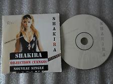 CD-SHAKIRA-OBJECTION-TANGO-ALBUM LAUNDRY SERVICE-L.MENDEZ-(CD SINGLE)02-2TRACK