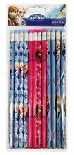 Disney Frozen Pencils School stationary Supplies 12pc