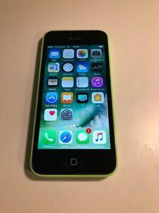 Smartphone Apple iPhone 5c 32GB Verde Model A1532. iOS 10.3.3 (Sbloccato!)