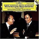 Schumann / Schoenberg Piano Concerto Op. 54 / 42 - Maurizio Pollini Abbado