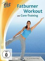 Fit for Fun - Fatburner Workout mit Core-Training von Ell... | DVD | Zustand gut