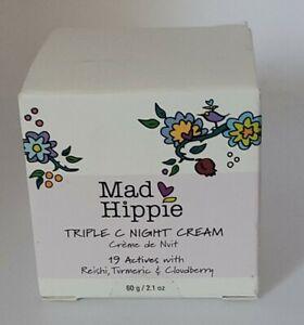 Mad Hippie Triple C Night Cream - 2.1 Oz Exp. 03/23
