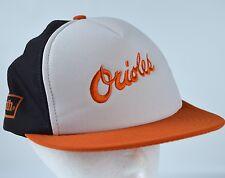 Orioles Baseball Butterfinger Baby Ruth Snapback Trucker Hat Embroidered Logo