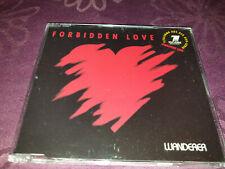 Wanderer / Forbidden Love - Maxi CD