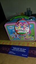 Lalaloopsy Tin/Steel Carry Box Sew magical! Sew cute! BRAND NEW