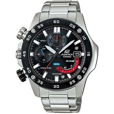 Casio Edifice Chronograph Mens Watch Chronograph EFR-558DB-1AVUEF Stainless