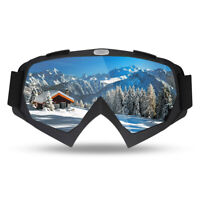 Shatterproof Goggles For Skis, Snowmobiles and Snowboards | Anti Glare Vented
