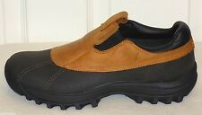 Timberland Men Canard II Slip-On Waterproof Shoes  Wheat-Brown  Size: 7.5