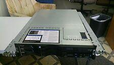 IBM  X Series 346 E Server 8840-AC1 Intel Xeon 2x3 GHz 4 GB RAM DVD-RW w/Rails