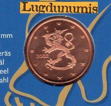 Finlande 2003 - 5 Centimes D'Euro  FDC provenant coffret 175000 exemplaires