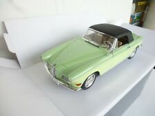 Revell 1/18 Scale Diecast - BMW 503 Convertible Two Tone Green Dealer  BOX