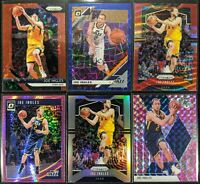 Lot of (6) Joe Ingles, Including Prizm red /125, Optic/Prizm/Mosaic parallels