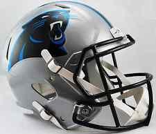 CAROLINA PANTHERS NFL Riddell SPEED Full Size Replica Football Helmet