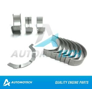 Main Bearing Set For Ford F250 F350 Super Duty FX2 FX4 F150 6.2L - SIZE 020