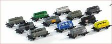 1 Kiss Spur 1 Kesselwagen Tankwagen 2. Serie verschiedene Varianten zur Auswahl
