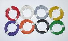 [1m = 0,112 €] galon flexible 18x0,10 8 anillos a 10 metros de nuevo --- ---
