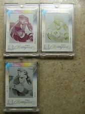 09-10 The Cup RC Rookie Masterpieces Printing Plate #MAS-124 LARS ELLER 1/1