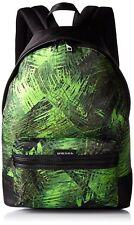 Diesel On The Road Jungle Backpack Black dsl 55 jacket denim jean hawaiian shirt