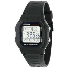 Casio Men's  Classic Digital Sport Watch W800H-1AV