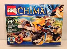 Lego 70002 Legends of Chima Lennox' Lion Attack Set New Sealed