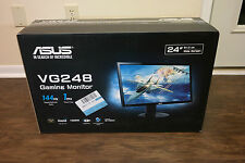 "ASUS VG248QE 24"" Widescreen LED LCD Monitor, With Built-in Speakers"