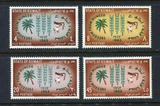 36395) KUWAIT 1963 MNH** Freedom from hunger 4v