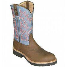Twisted X pour Homme Rancher Cowboy Bottes Bout carré
