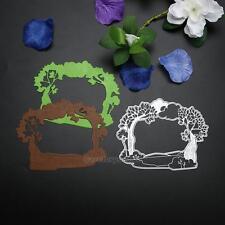 Photo Frame Cutting Dies Stencil for DIY Scrapbooking Album Paper Card Crafts