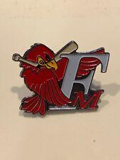Vintage 1990's Fargo Moorhead RedHawks Logo Lapel Pin Northern League