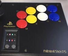 Service Modding Hori Fighting Stick PlayStation PS1/PS2 Borne Arcade Jamma