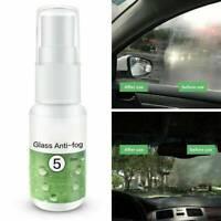 Anti-fog Agent Mist Liquid Spray for Car Auto Glass Windscreen Window Cleaner UK
