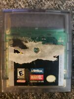 Spider-Man (Nintendo Game Boy Color, 2000) Cartridge Only