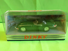 DINKY TOYS  DY1 - 1:43 - JAGUAR E TYPE MK 1 - RARE SELTEN - NEAR MINT CONDITION