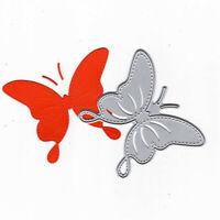 Stanzschablone Schmetterling Weihnachten Hochzeit Geburtstag Oster Karte Album