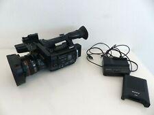 Sony PMW-200 Camcorder 1100h Stunden + Zub + Sachtler Tasch + SBAC-US20 #1