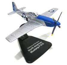 """ATLAS/OXFORD DIECAST 1/72 WWII USAF NORTH AMERICAN MUSTANG P51D """"MISS HELEN"""""""