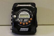 Panasonic Shockwave RQ SW20 VMSS Auto Reverse Portable Cassette Player Radio