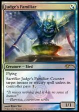 MTG JUDGE'S FAMILIAR FOIL EXC- FAMIGLIO DEL GIUDICE - FNM - MAGIC