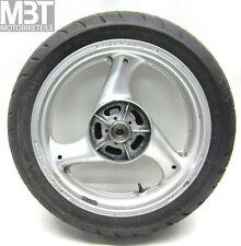Suzuki GSF 600 Bandit gn77b roue arrière jante rim wheel Asahi tec Année de construction 95-96