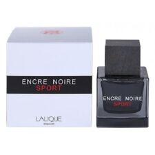 LALIQUE ENCRE NOIRE SPORT POUR HOMME 100ML EAU DE TOILETTE SPRAY NEW & SEALED