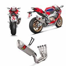 Ligne d'échappement complète Akrapovic Evolution titane Honda CBR 1000 RR 17-19