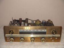 Vintage Bogen Srb 20 Stereo Am|Fm Receiver Hi-Fidelity Needs Tubes Parts Repair