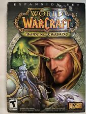 World of Warcraft: The Burning Crusade(PC, 2007) Do Not Know if Codes Still Work