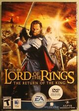 Lord Rings Return King for Mac OSX 10.2.6 Power PC G4/G5 new sealed box
