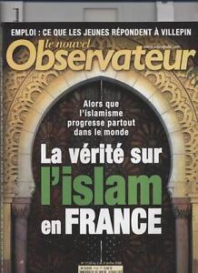 Le Nouvel Observateur   N°2152   2 Au 8 Fevrier 2006: L'islam en France