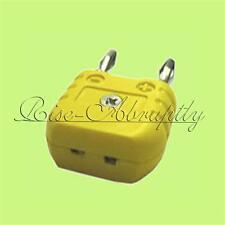 K Type Thermocouple Temperature Sensors Plug Adaptor (Banana Plug)