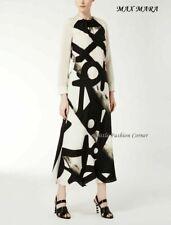 🌷🦋New# MAX MARA Dress in 100% SILK Mod. 'Recco' size  2USA_ 36IT_ 32D_ 34F_4UK