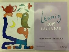Michael Leunig 2019 Horizontal Wall Calendar by The Age and The Sydney Morning H